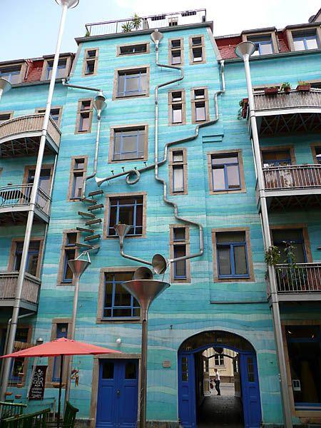 Dresden, Neustadt
