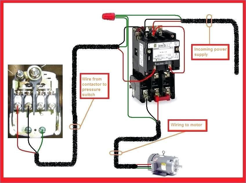 Air Compressor Wiring Diagram | Wiring Schematic Diagram ... on