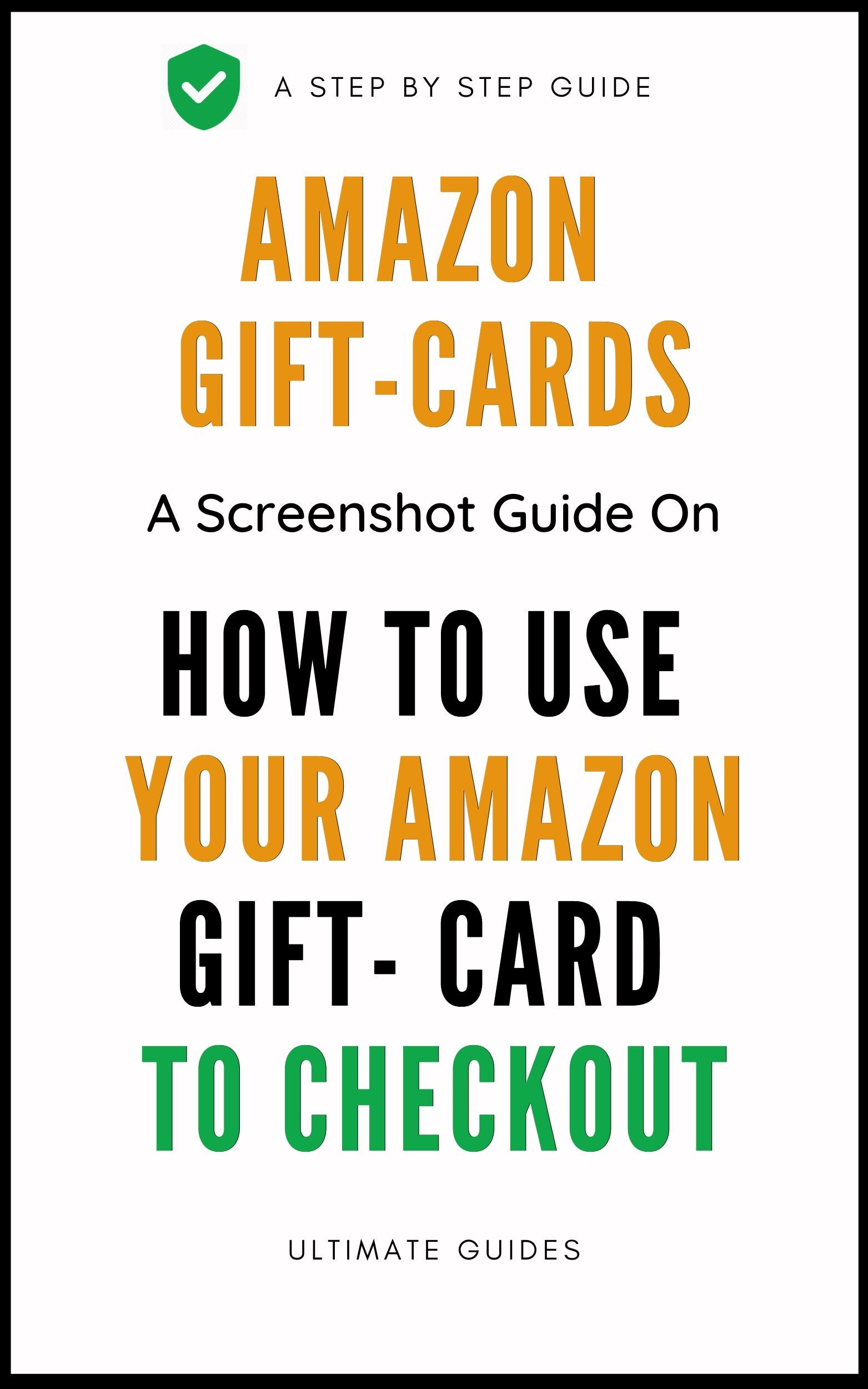 How To Use Gift Cards For Amazon To Checkout Gift Card Amazon Gift Cards Amazon Gifts