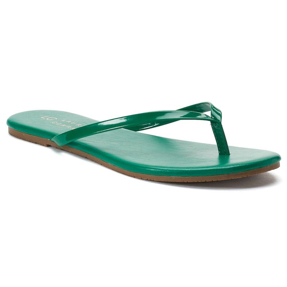 7e6c8020f1234 LC Lauren Conrad Pixii Women s Flip Flops