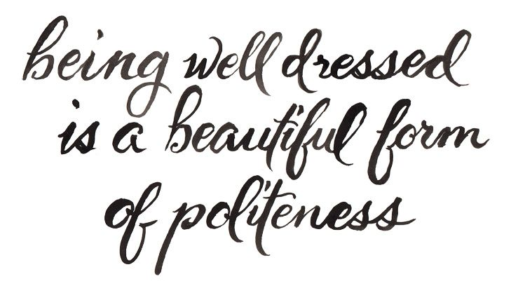 Thank you to Inslee Haynes for this fabulous piece of advice!