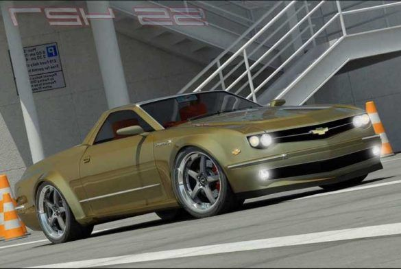 2017 Chevy El Camino Chevrolet Cars Review