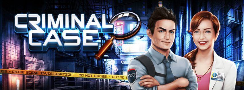 Criminal Case Online Games Pinterest