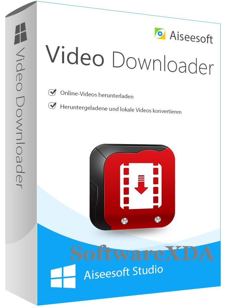 Aiseesoft Video Downloader 2018 Activation Code + License Key