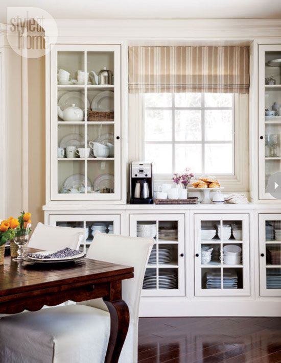 Interior Country Casual Home In 2020 Dining Room Windows