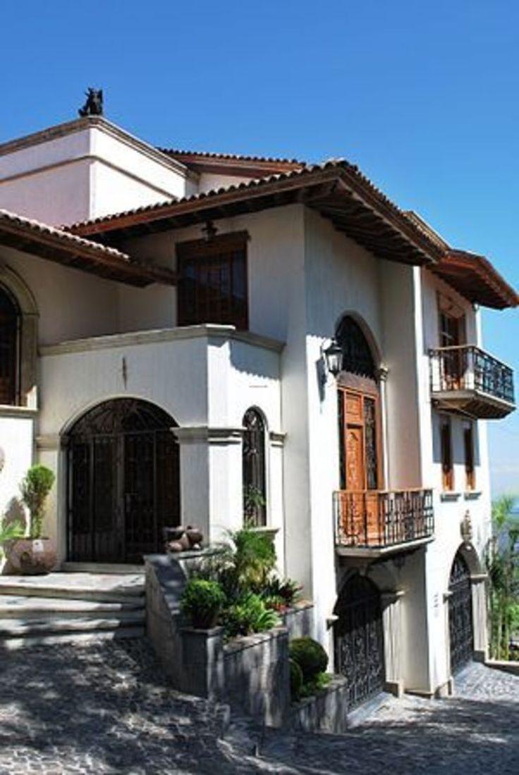 Liebenswert Häuser Stile Galerie Von Kolonialstil, Aussen, Häuser Im Hacienda-stil, Häuser Im
