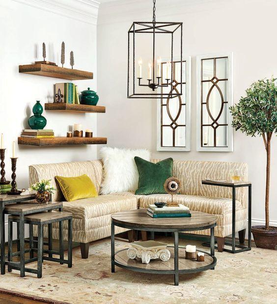 38++ Living room corner table decor information