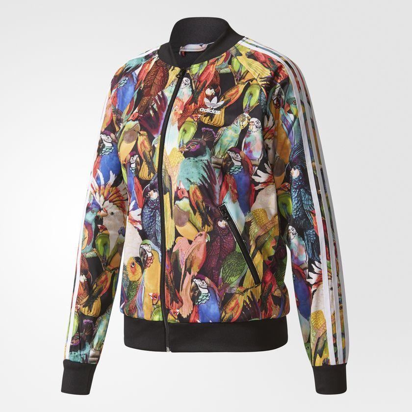 WOMEN ORIGINALS PASSAREDO TRACK JACKET   Jackets, Adidas