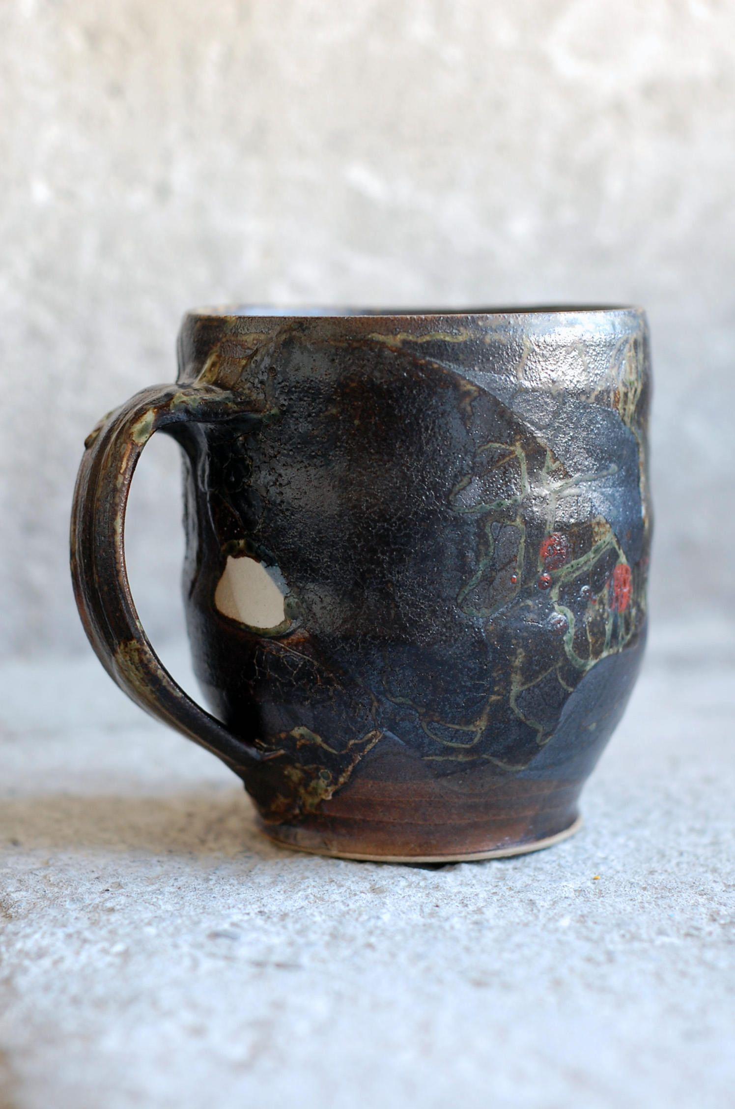 Pin by Ralph Nuara on shameless Stoneware mugs, Tea mugs