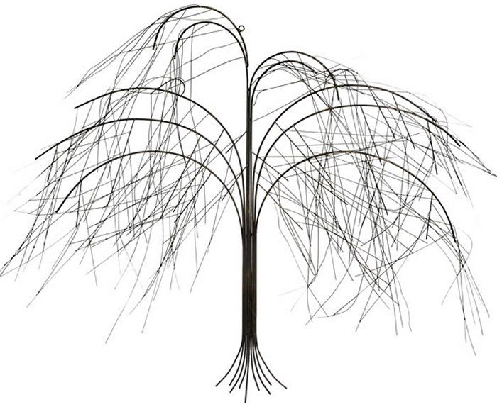 Metal Tree Wall Art Gallery: Pin By Morry Coleman On Wall Art