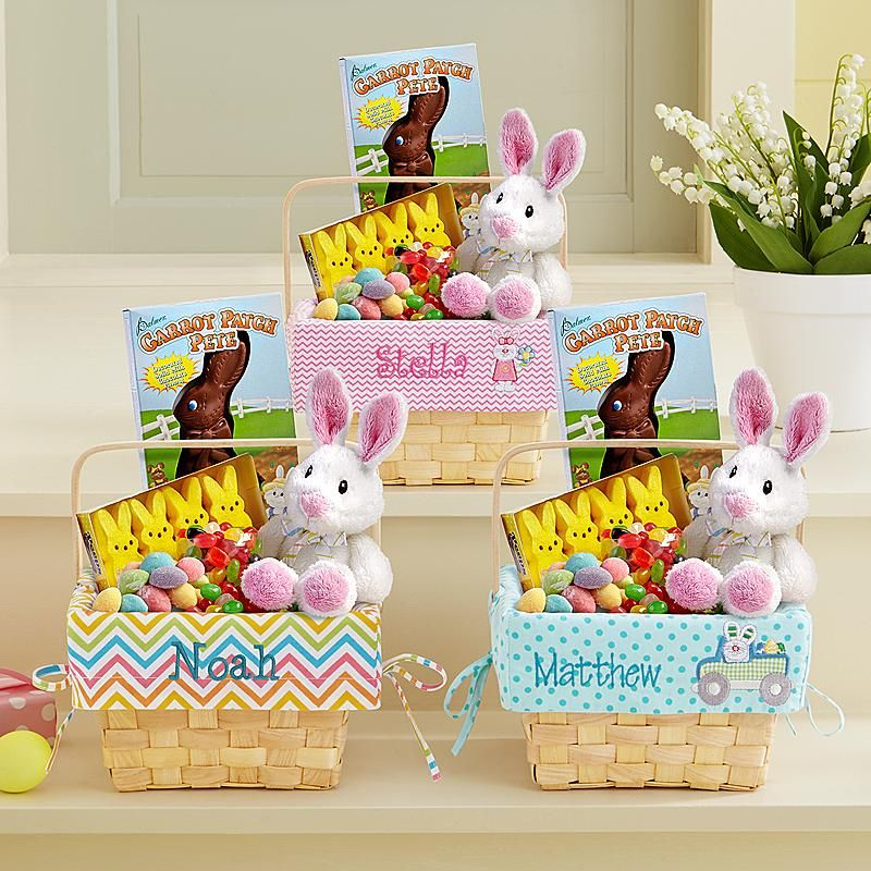 All in one easter basket easter pinterest easter baskets and easter negle Gallery