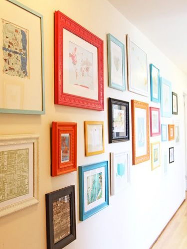How To Decorate A Blank Wall   DIY Ideas For Blank Walls   Good Housekeeping