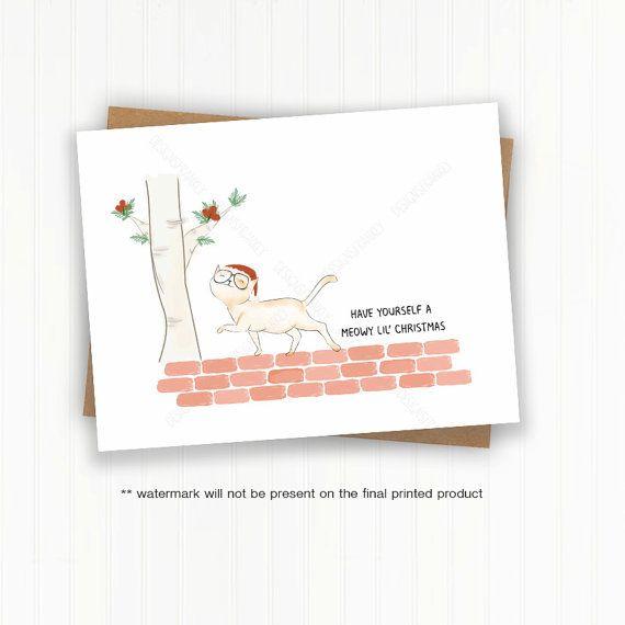 Funny Cat Birthday Card Pun Greeting Fun Christmas Girlfriend Wife Sister Boyfriend Husband Friend Cute Spectacular Him