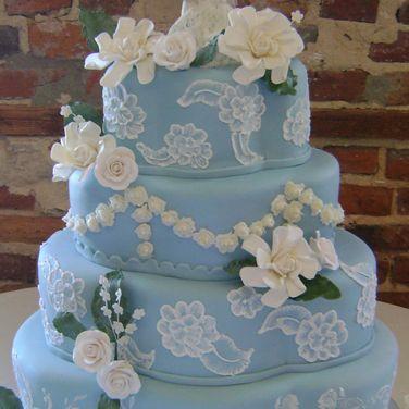 Alison S Cakery Wedding Cakes Wilmington Nc Bolo