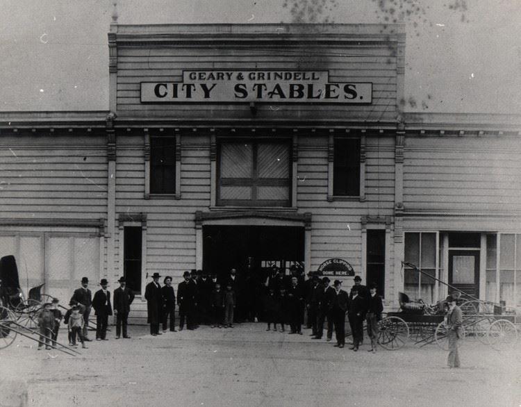 Hayward, CA  1880