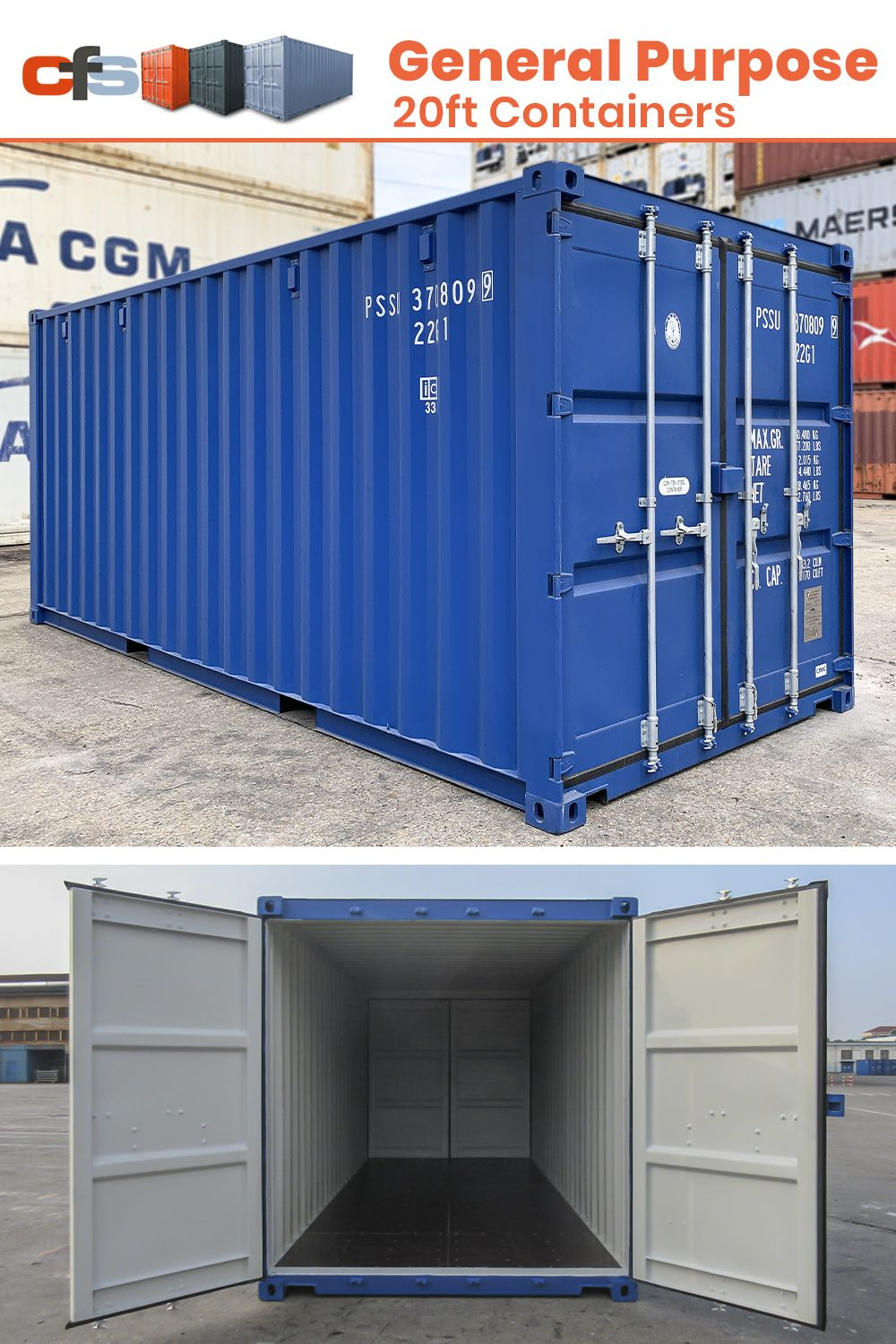 20ft Shipping Containers Containers For Sale 40ft Shipping Container 20ft Container