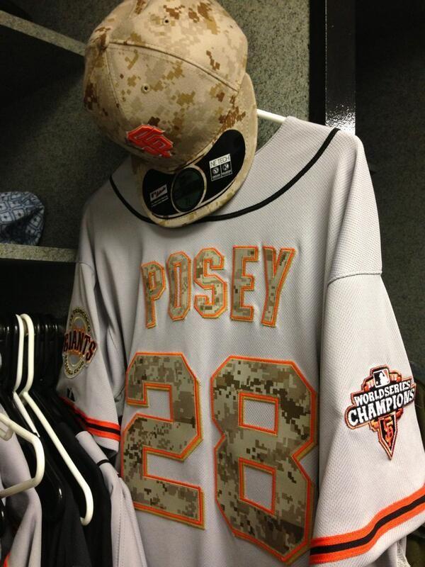 uk availability c4b7f 1377e Posey #SFGiants Memorial Day Uniform | Bay Area Uniforms ...