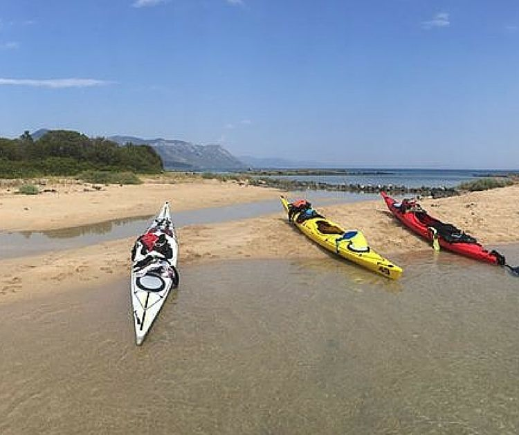 Photo of Hiking and Sea Kayak Adventure in Central Greece (overnight) — The TravelPorter