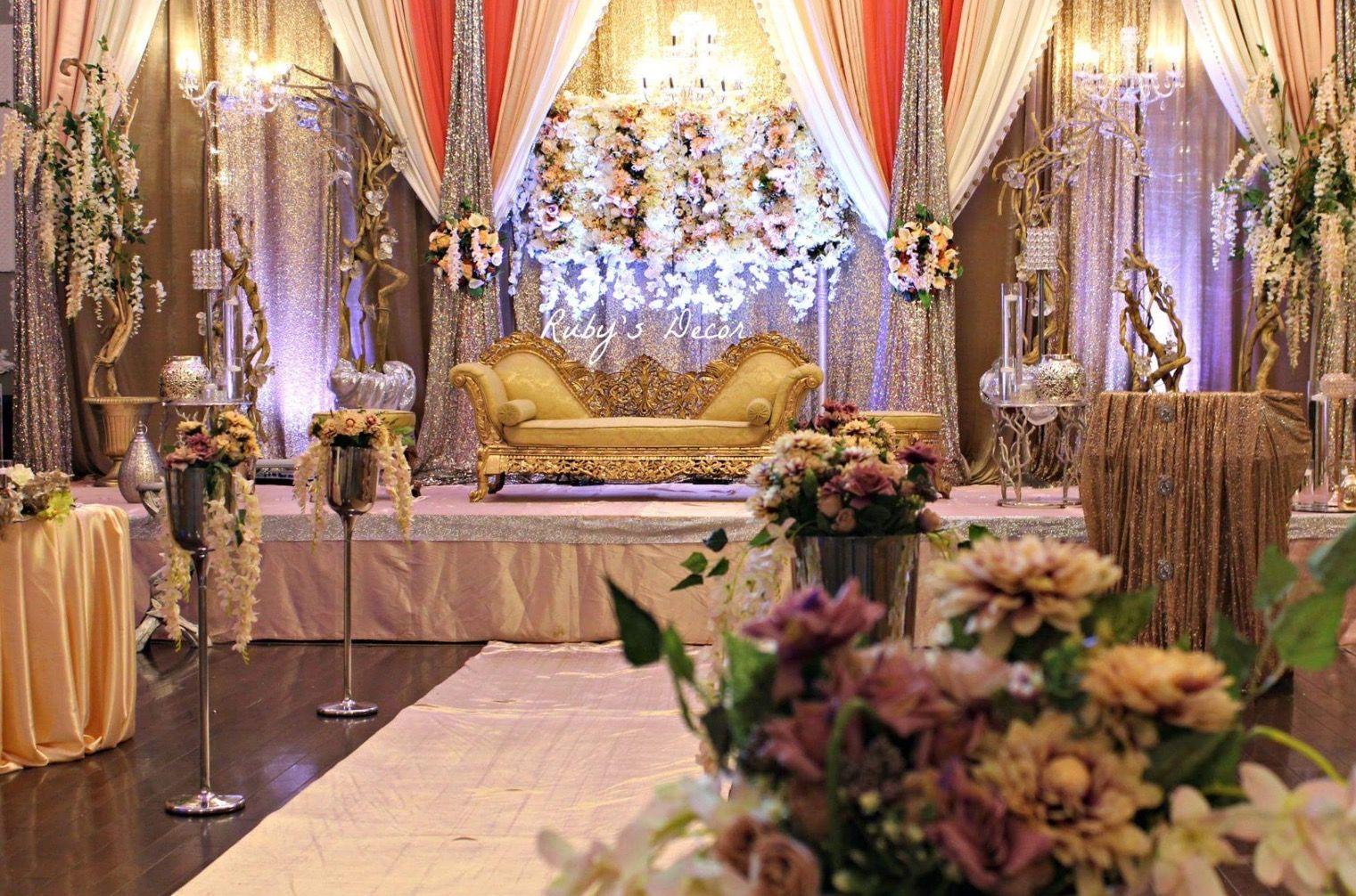 Wedding stage decor, Indian/Pakistani weddings, beautiful stages, rubydecortoronto