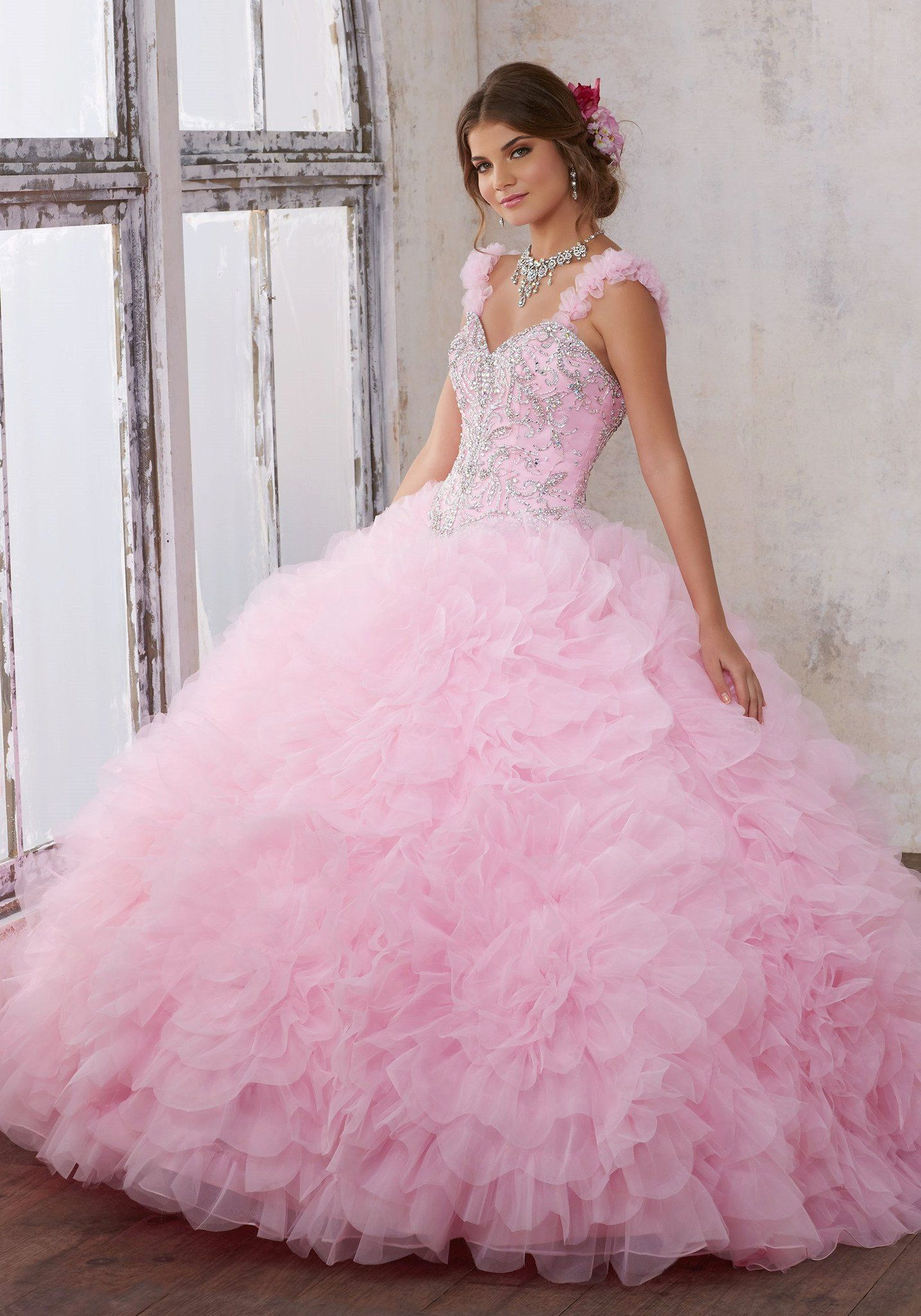 Mori Lee Quinceanera Dress 89137