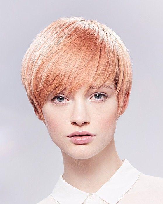 15 Cute Short Medium Straight Hairstyles For A Dreamlike Barbie