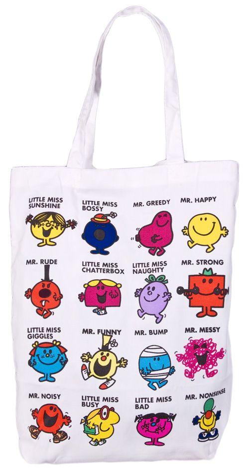 Personalised Little Miss Giggles Nursery//Drawstring Bag
