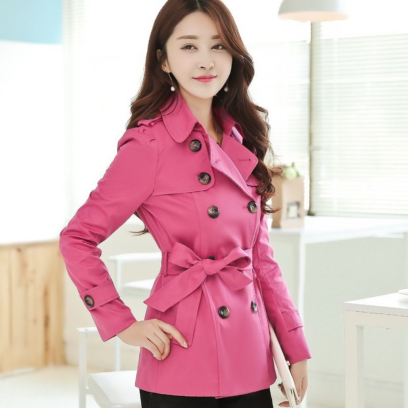 free shipping] buy best new fashion autumn coat for women slim