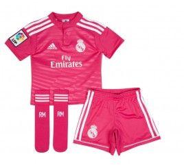 2d09635a23f68 Conjunto niño adidas segunda equipación Real Madrid 2015