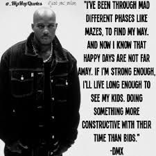 Lyric Quotes Rap DMX SLIPPIN