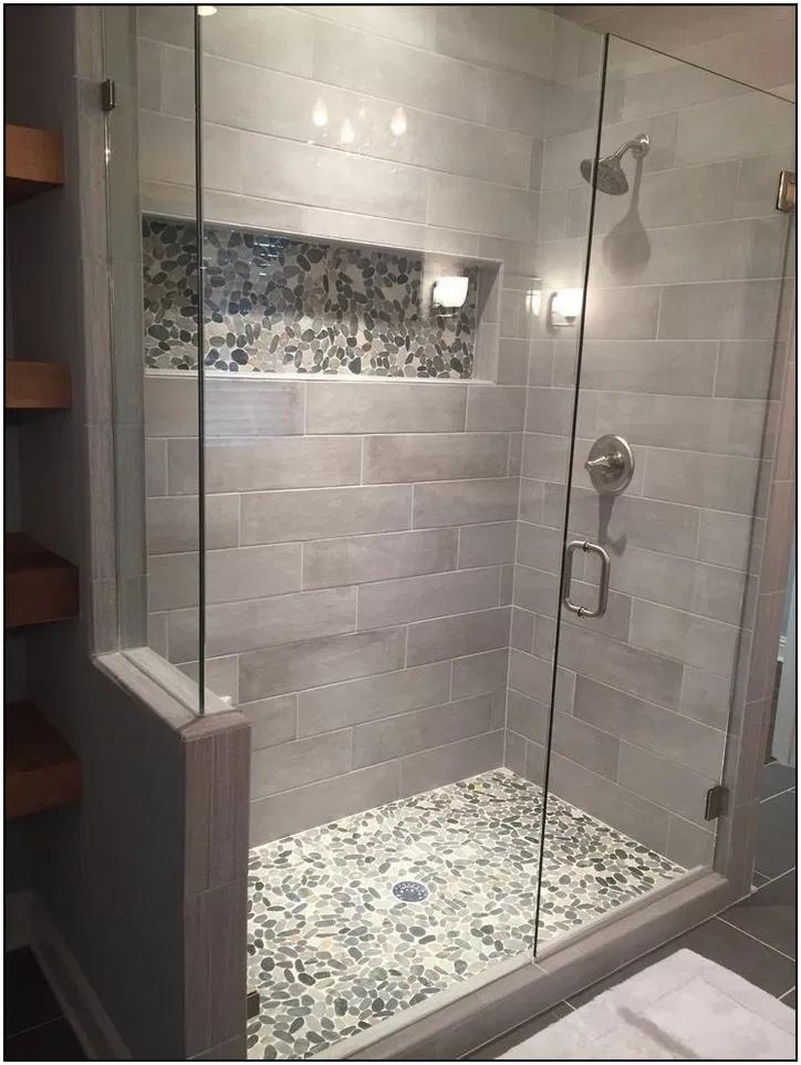 Master Bathroom Shower Ideas Google Search In 2020 Bathroom Remodel Shower Small Bathroom Remodel Designs Shower Remodel