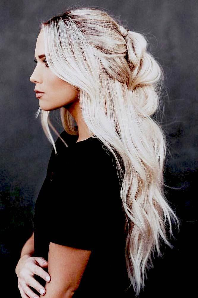 6 Easy & Pretty Prom Hairstyles   Prom hairstyles for long ...