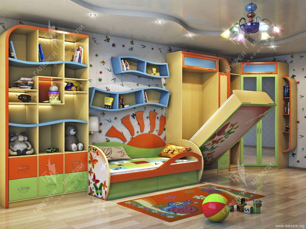 Мебель для ребенка 10 лет фото