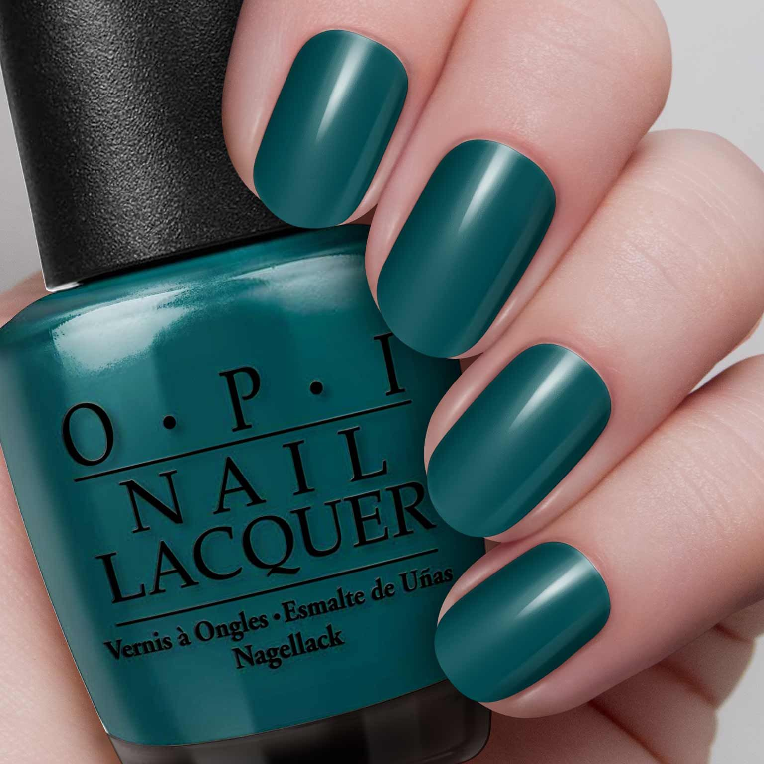 OPI AmazON AmazOFF from the Brazil Collection | Nail design ...