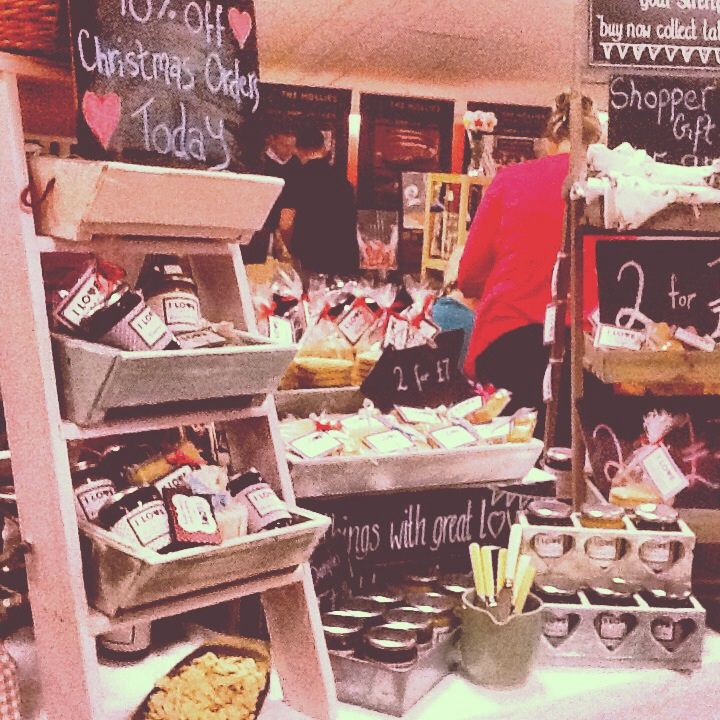 Grappenhall food fair