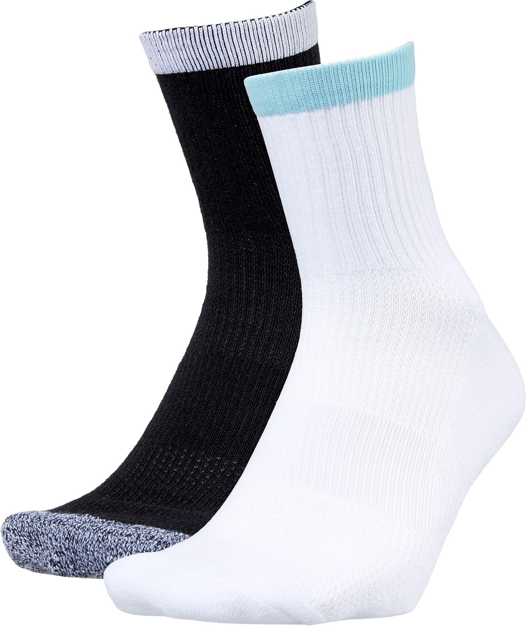Prince Men S Half Crew Tennis Socks 2 Pack Size Large Blue Tennis Socks Socks Men