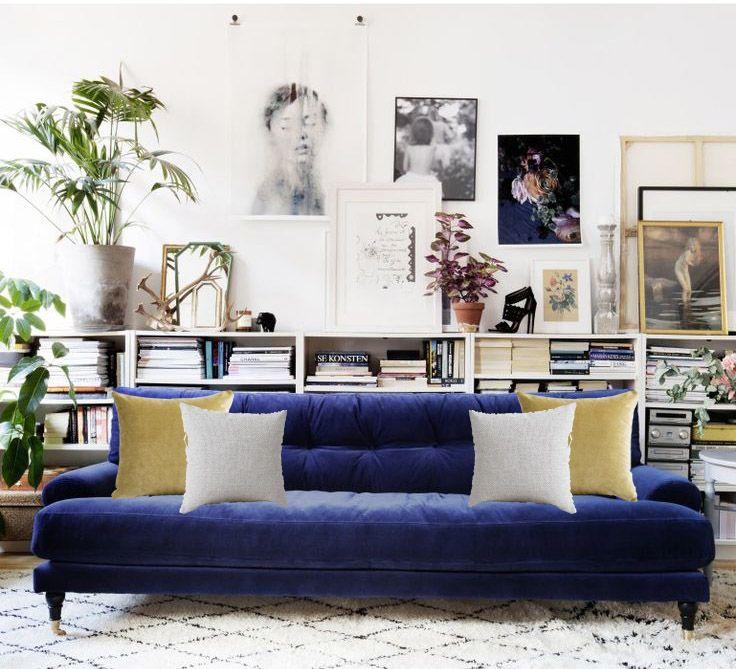 10+ Decoracion con muebles azul oscuro ideas in 2021