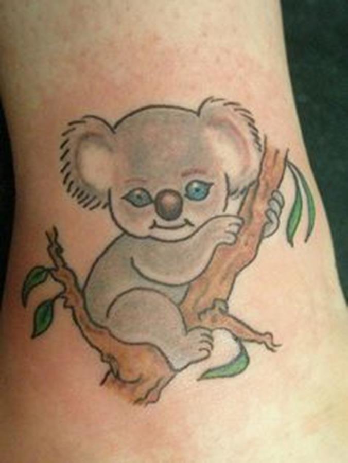 20 Tatouages Koala Adorables Lequel Est Fait Pour Vous Idees