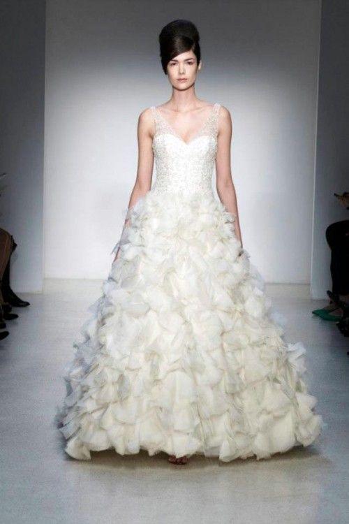 vestidos de novia kenneth pool - http://www.efeblog/vestidos-de