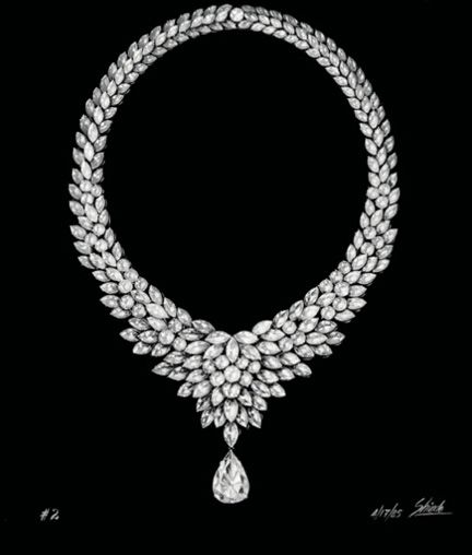 Harry winston jewelry pinterest harry winston jewel for Harry winston jewelry pinterest