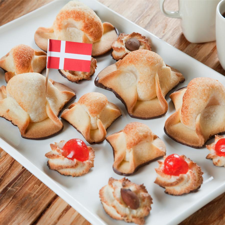 Småkager - Dinamarca