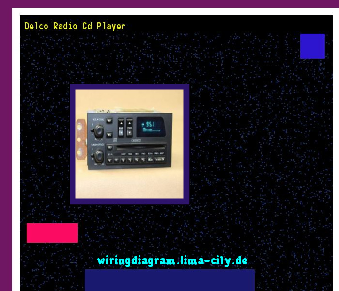 Delco Radio Cd Player Wiring Diagram 18231 Amazing Rhpinterest: Delco Radio Cd Player Wiring At Gmaili.net