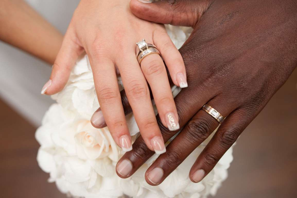Interracial marriage LigEd/Getty Images the ban on