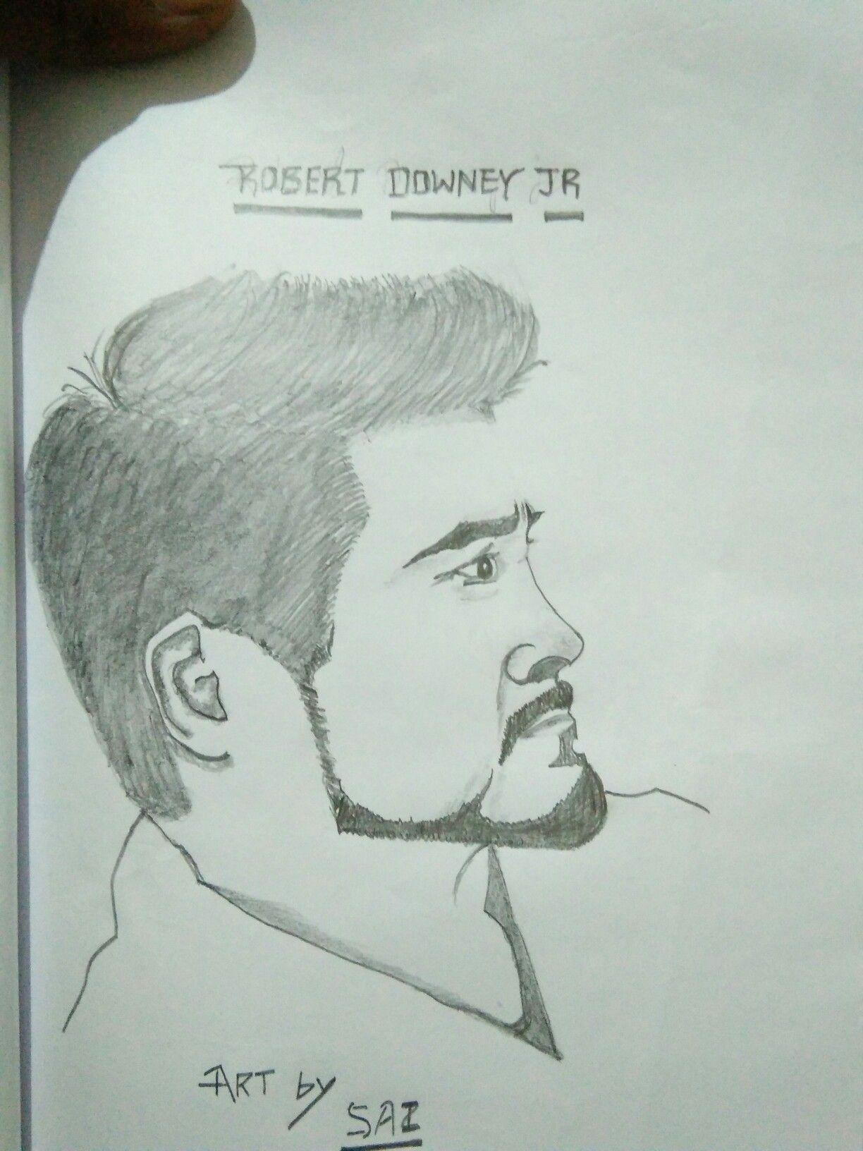 Tony stark art by saikrishna 7093687913 tony stark art