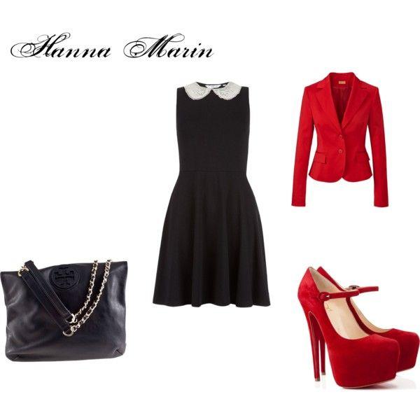 Hanna Marin Inspired Look