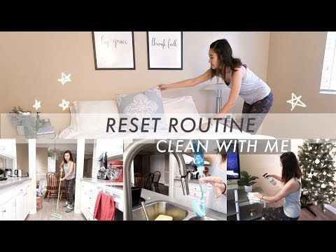 Reset Day  Cleaning Routine to Get Your Life Together  Clean with Me   You Reset Day  Cleaning Routine to Get Your Life Together  Clean with Me   You