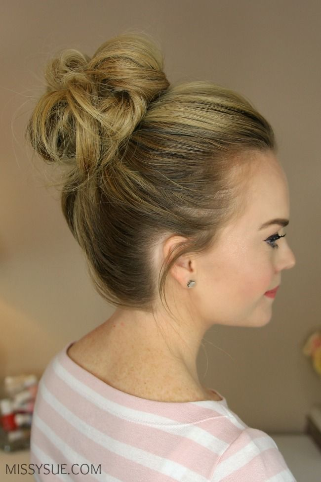 Messy Buns You asked and I (finally!) listened! By far my most requested tutorial, todayI am featuring how I create my messy buns! There are three different buns in today's video with two signature styles and a third one that didn't have a video but is still…You asked and I (finally!) listened! By far my most requested tutorial, todayI am featuring...