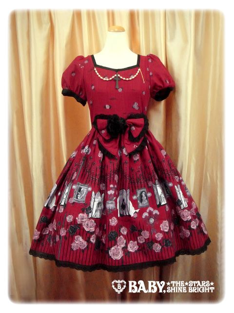 Alice and the Pirates Vampire Prelude one piece dress