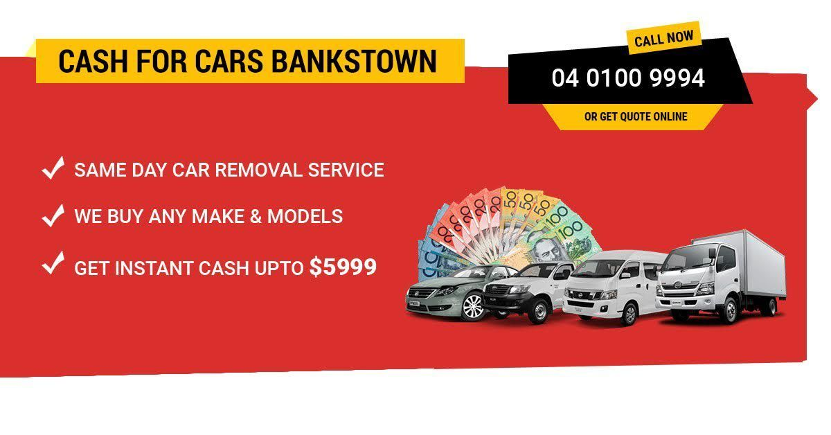 Quick Cash For Cars Bankstown 2200 Sellmycar Oldcarremovals