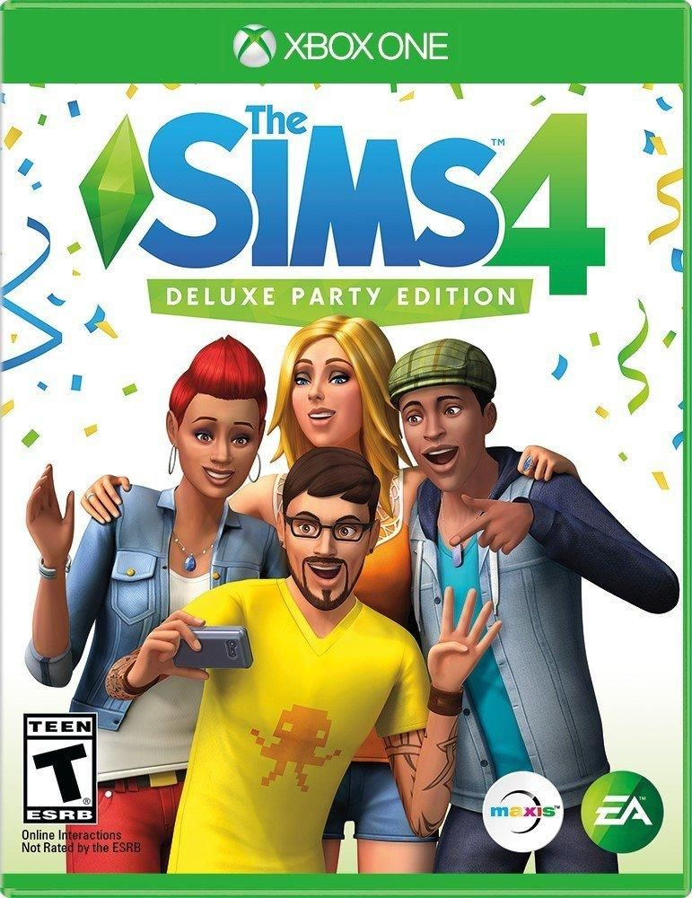 Pin by J & L Game Inc. on NEW GAMES Sims 4 ps4, Sims 4, Sims
