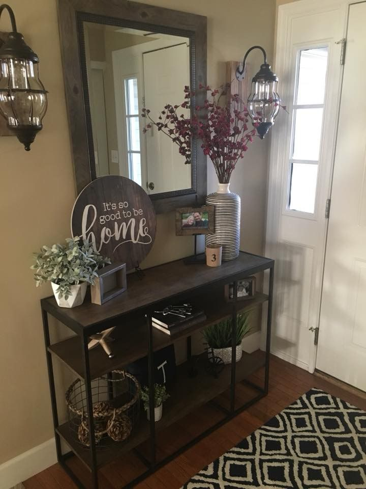 Entry Hall Table Lamps